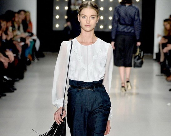 Мода 2014 Блузки