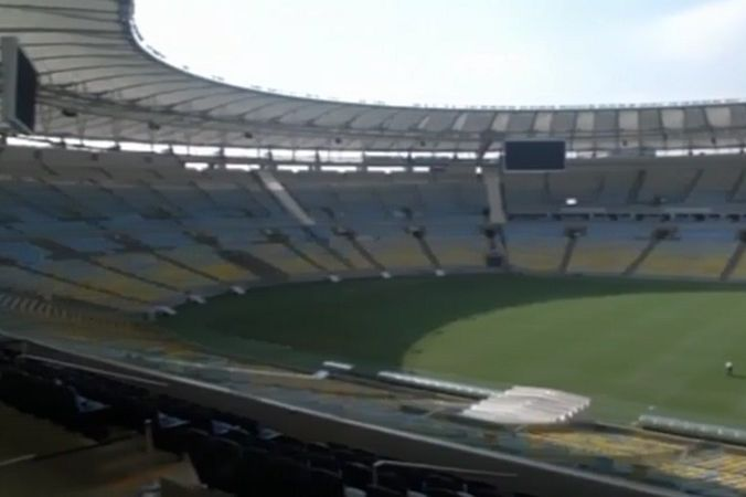 Маракана, футбол, ЧМ, Рио-де-Жанейро