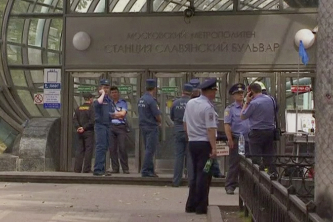 Десять человек погибли, более ста получили ранения в результате аварии метро в Москве