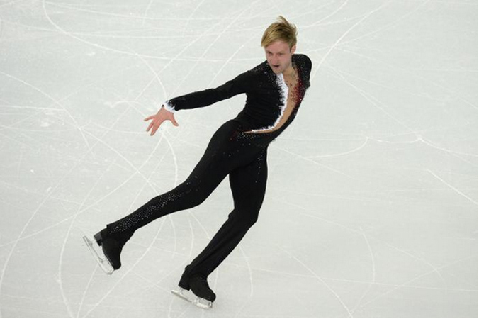 фигурное катание, Евгений Плющенко, спорт