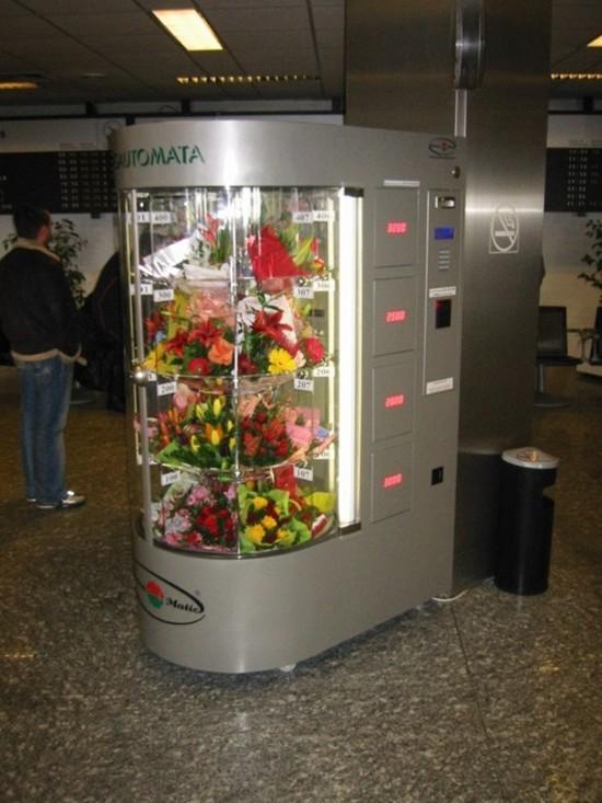 Торговые автоматы для продажи штучных товаров своими руками