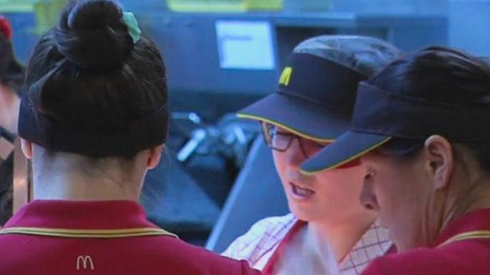 В Москве вновь открылся культовый McDonalds на Пушкинской площади