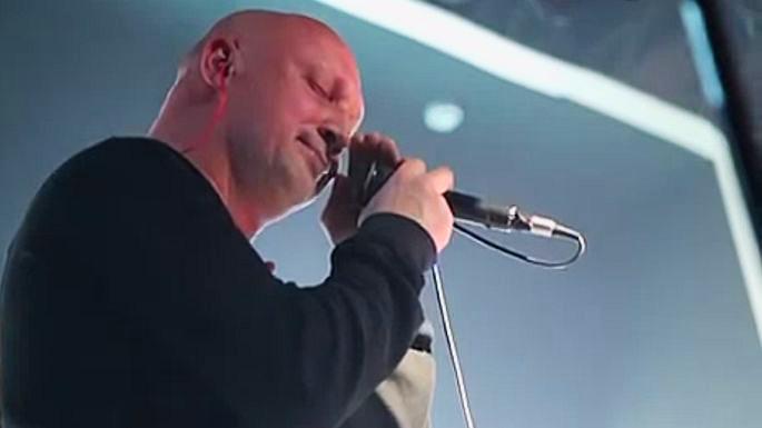 Гоша Куценко представил сольный альбом в московском клубе «Артист»