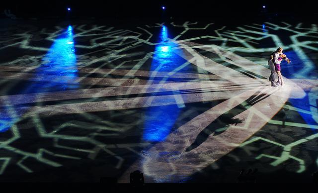 Ледовое шоу «Щелкунчик» ждёт москвичей на Пушкинской площади