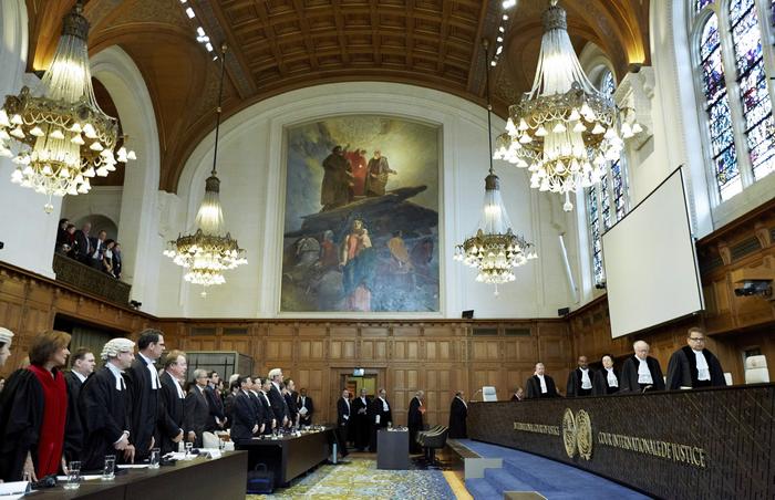 Гаагский суд, Грузия, Южная Осетия, Абхазия, Россия