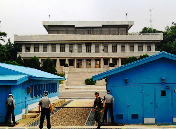 Южная Корея, КНДР, встречи разделённых семей