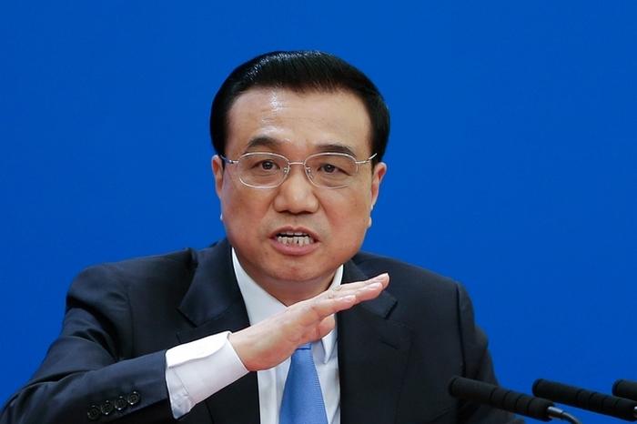 последний из китайских премьеров Ли Кэцян