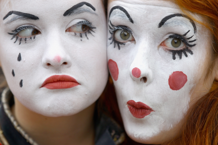 Екатеринбург, Россия, фестиваль клоунов