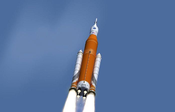 НАСА ракета