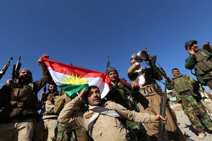 Иракские курды уличили минобороны РФ во лжи