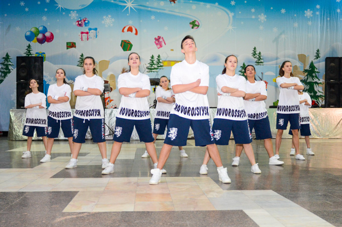 25 января День студента прошёл в Новороссийске