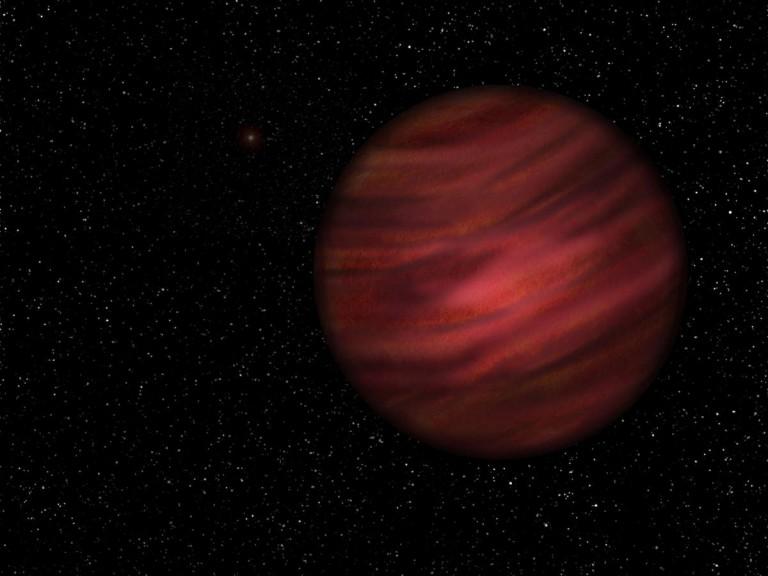 Международная команда астрономов обнаружила крупнейшую планетную систему 2MASS J2126-8140.