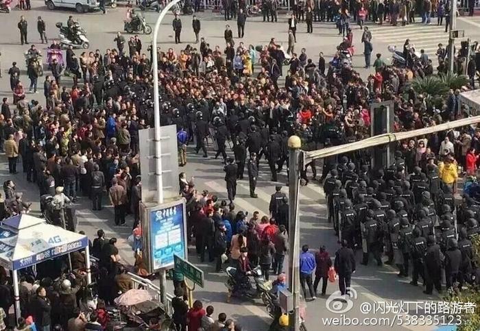 Горняки угольного предприятия в Китае начали проводить акции протеста из-за низких зарплат и вероятности закрытия шахт