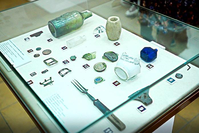 артефакты Москвы