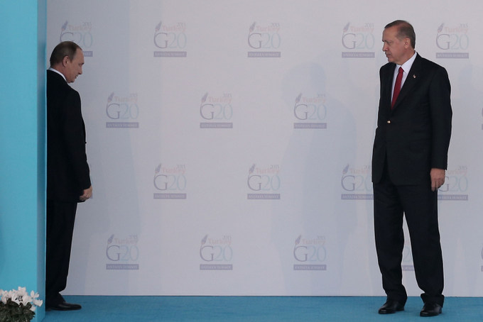 Турция, Россия