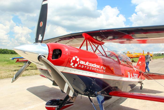 фестиваль частной авиации