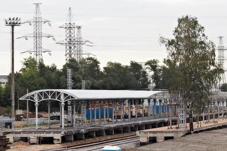 станция МКЖД Владыкино - метро Москвы