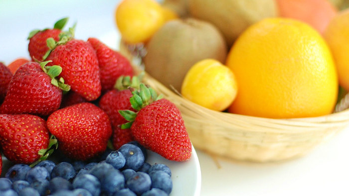 антиоксиданты, фрукты