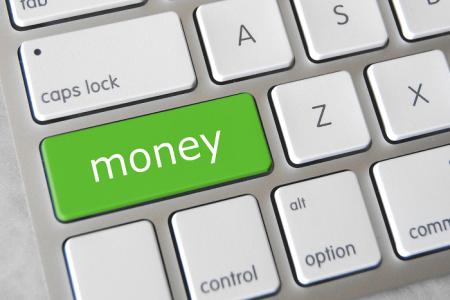 кнопка деньги в ноутбуке