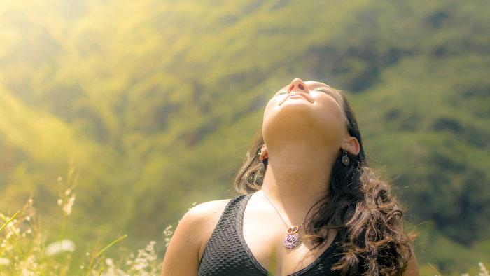 стресс, медитация