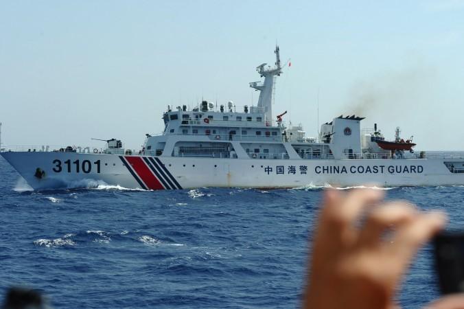 китайский корабль