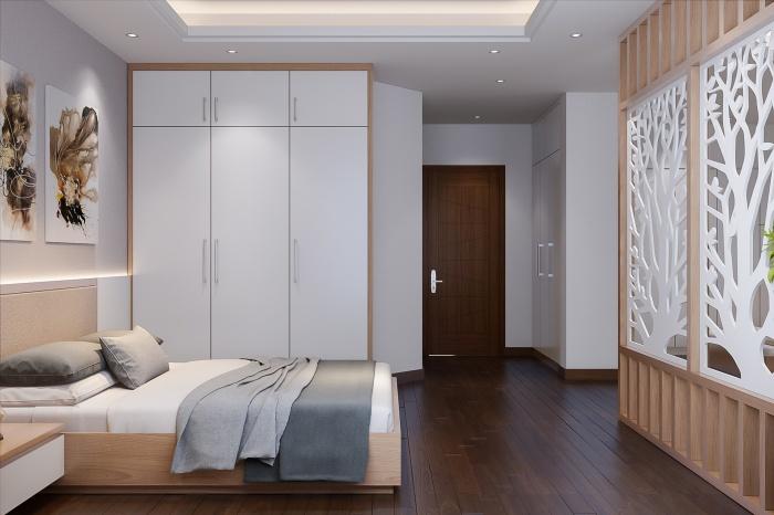 спальня, мебель, интерьер