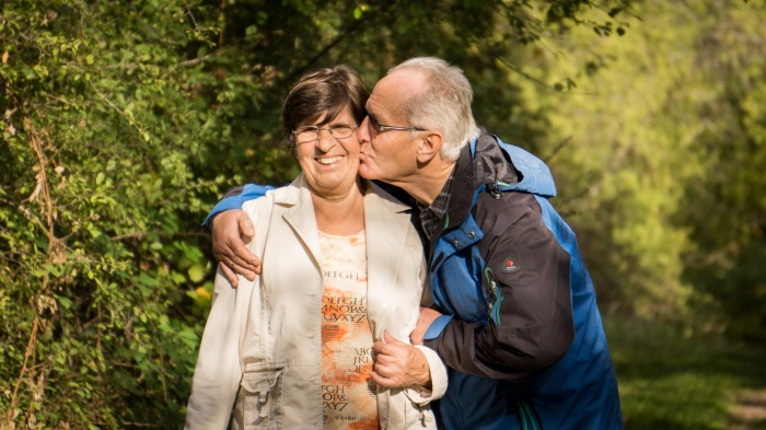 пенсионеры, пансионат, пожилые люди