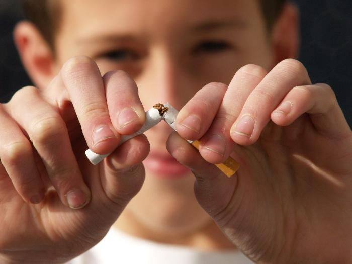 курение, привычка, зависимость
