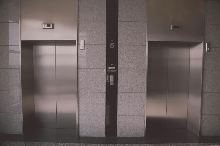 ньюйорк, лифты, дома, этажи