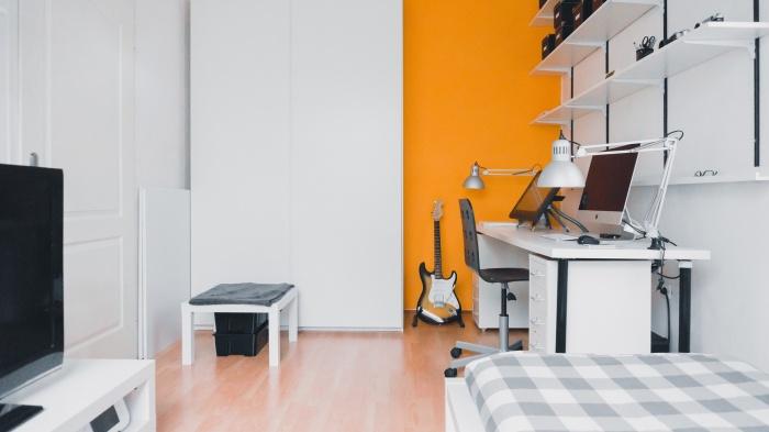 шкаф-купе, мебель, интерьер