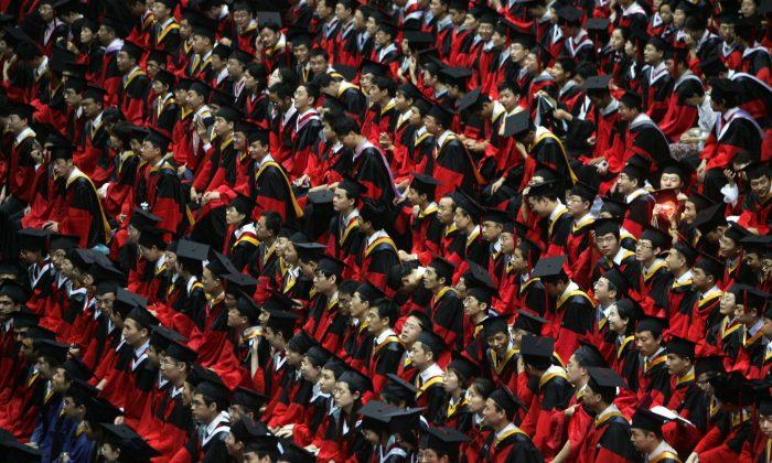 Престижные университеты китая