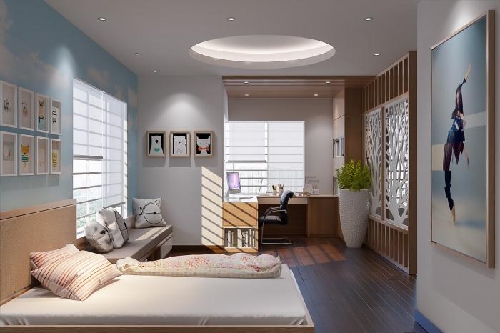 потолок, выбор, натяжной