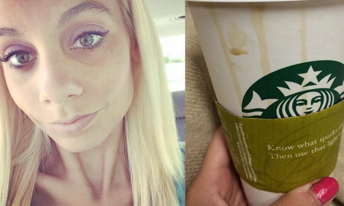 девушка, кофе, жизнь