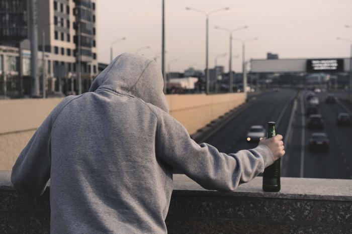 алкоголизм,зависимость, лечение