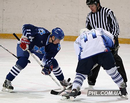 Фотообзор: Украинские хоккеисты проиграли белорусским