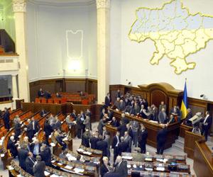 99 191210 - Верховная Рада повторно утвердила бюджет на 2007 год