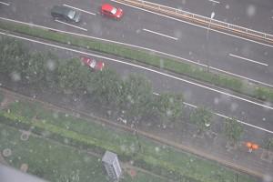 115 Sneg - Официальные СМИ Китая называют летний снег «водяной пеной»