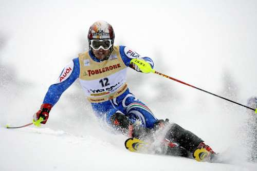 Фотообзор: Горные лыжи. Этапы Кубка мира в Словении и Швейцарии