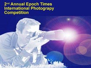 На второй международный фотоконкурс, организованный The Epoch Times, прислано более 10 000 работ