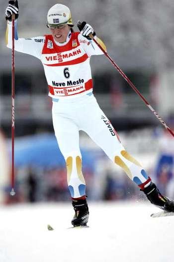 """126 vas snowmen 80101012 - Фотообзор: В лыжном соревновании """"Тур де ски"""" победу одержал Бауэр"""
