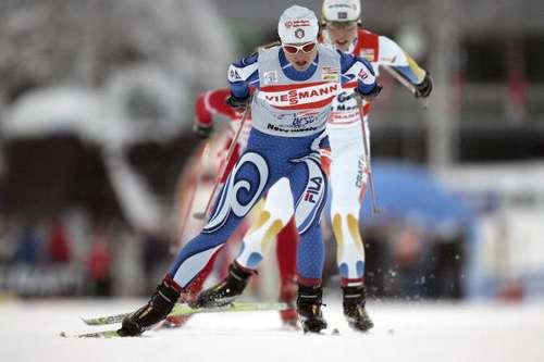 """126 vas snowmen 80101013 - Фотообзор: В лыжном соревновании """"Тур де ски"""" победу одержал Бауэр"""
