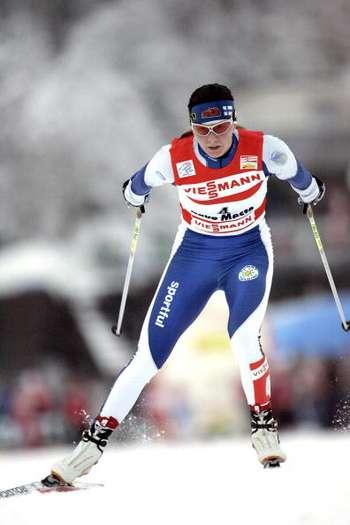 """126 vas snowmen 80101016 - Фотообзор: В лыжном соревновании """"Тур де ски"""" победу одержал Бауэр"""
