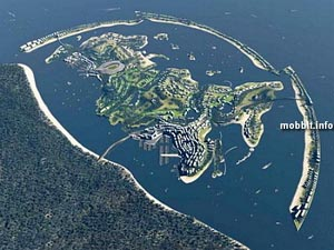 121 FederationIsland - В Черном море вырастет миниатюрная Россия