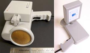 Ручной рентген: имитатор глаза лобстера