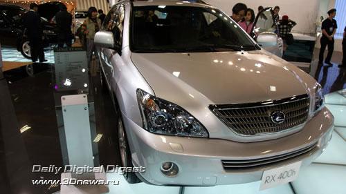 Фотообзор: Тайбейский Автосалон 2008