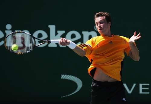 Фотообзор: Теннис. Финалы турниров в Сиднее и Окленде