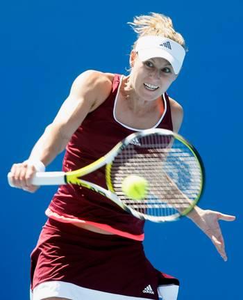115 vas80114113 - Фотообзор: Теннис. Открытый чемпионат Австралии. Первый день. Женщины
