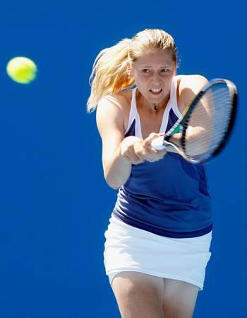 115 vas80114117 - Фотообзор: Теннис. Открытый чемпионат Австралии. Первый день. Женщины