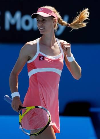 115 vas8011418 - Фотообзор: Теннис. Открытый чемпионат Австралии. Первый день. Женщины