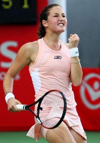 Фотообзор: Четверть финала турнира в Австралии по теннису